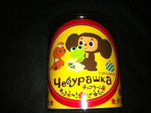 チェブラーシカ チョコクランチサークルパック