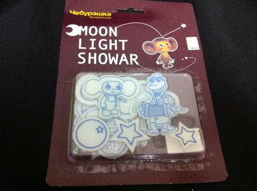 チェブラーシカ MOON LIGHT SHOWAR